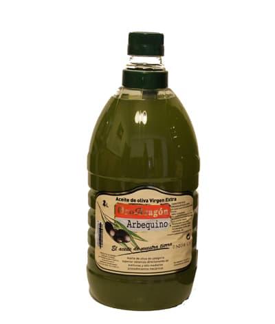 aceite arbequino 2Litros