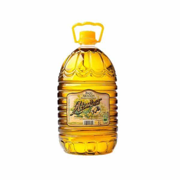 aceite de oliva virgen extra alcober