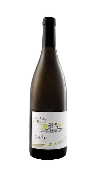 Vino Xado blanco Mas de Torubio Cretas - Teruel