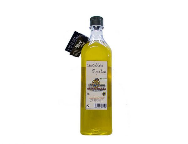 aceite de oliva andilla PET 1L