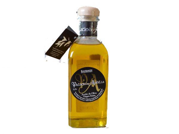 aceite de oliva virgen extra palacio andilla cristal