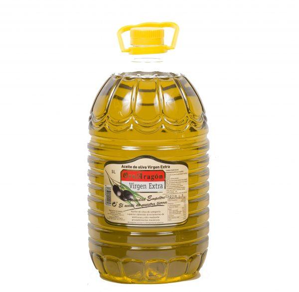 aceite de oliva virgen extra5L OA