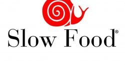 slow food logotipo