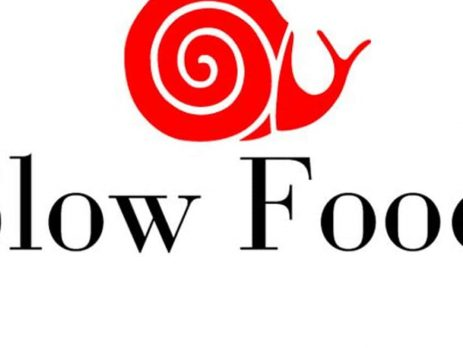 slow food logotipo