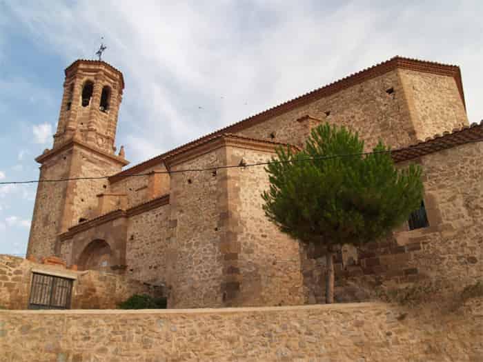Aguilar iglesia
