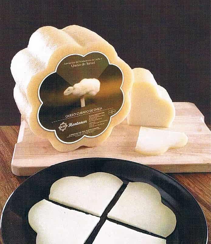 queso semicurado de teruel