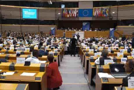 reunión comité europeo regiones